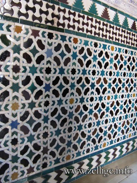 Zellige marocain moderne excellent le zellige vient de for Carrelage emery bruxelles