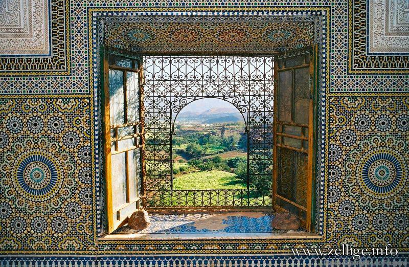 Dove trovare zellige marocchino : galleria foto storia produzione